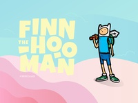 finn the human // adventure time