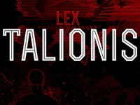 Book Cover Slice for Lex Talionis