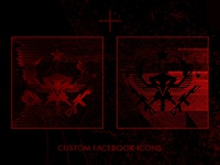 facebook icons for Lex Talionis