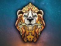 romantic lion