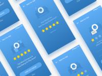 Rate The App Screen | GrabOn