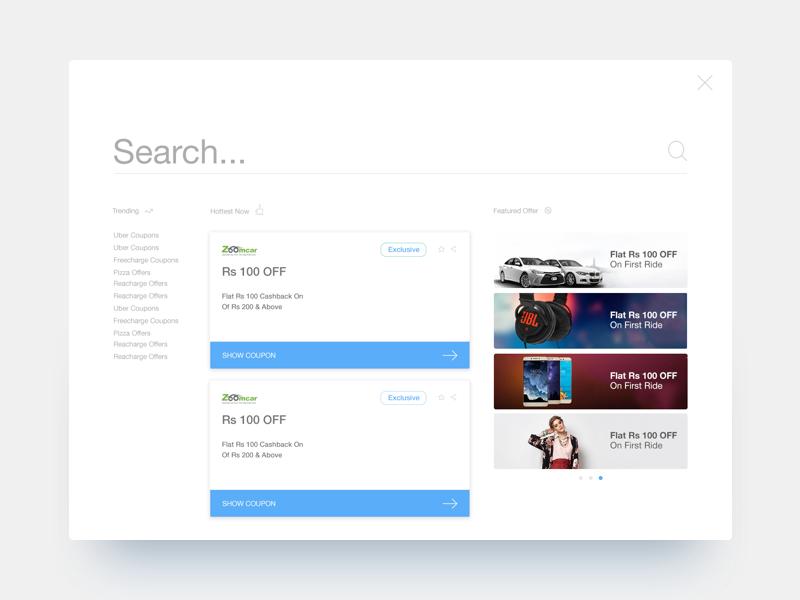 Grabon v4.0 search