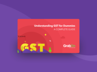 GrabOn | GST: Goods & Service Tax | Illustration