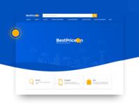 BestPriceOn | Branding Page