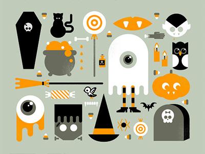 Halloweenicons