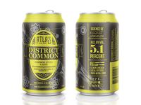 Atlas District Common Cans