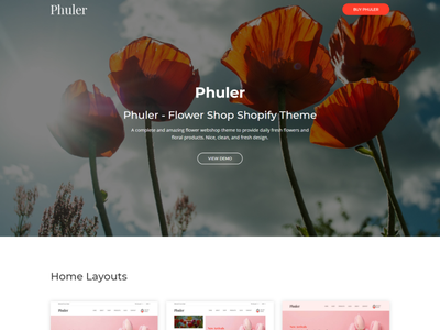 Phuler   Flower Shop Shopify Theme wedding bouquets responsive shopify theme plant store plant shop plant nursery shopify theme nursery garden shop garden flowers and gifts flower store flower shop flower florist theme christmas shopify theme