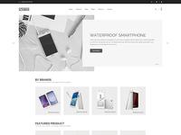 Subas – Electronics eCommerce Bootstrap Template $8.00