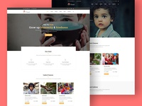 Trust – Nonprofit Charity Bootstrap Template