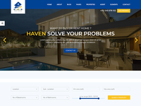 Haven - Real Estate HTMLTemplate