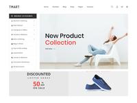 Tmart - Minimal eCommerce HTML5 Template