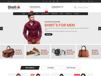 Shofixe - Fashion Shopify Theme