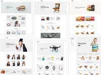 Neha - Minimalist eCommerce Template
