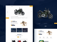 Oswan - eCommerce Bike Store Template