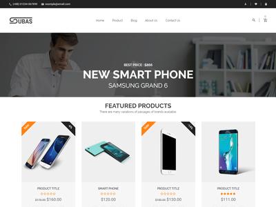 Electronics Shopify Theme tools store shopping retail online shop modern mobile phone megamenu electronics template