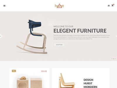 Captivating Hurst   Furniture Shopify Theme