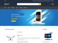 BigOn - Responsive Electronics Shopify Theme