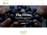 Ogani - Organic Food Shopify Theme