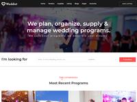 Weddist - Wedding Vendor Directory & Listing Bootstrap