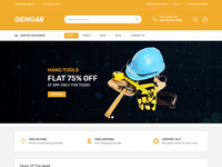 Gengar - Multipurpose eCommerce Bootstrap 4 Template