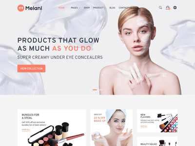 Melani - Multipurpose Shopify Theme