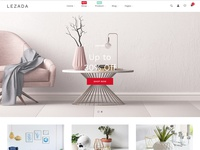 Lezada - Multipurpose Shopify Theme
