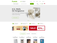 Pustok   Book Store HTML Template
