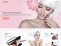 Melani   Cosmetic   Jewelry shopify theme