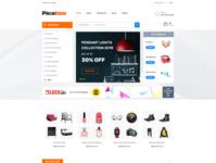 Picaboo   Electronics Shopify Theme