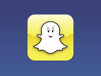 Snapchat x Casper snapchat chat ios iphone app ghost halloween casper ghostface chillah ghostface chillah ghostface killah