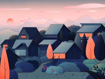 House affinitydesigner illustrate house