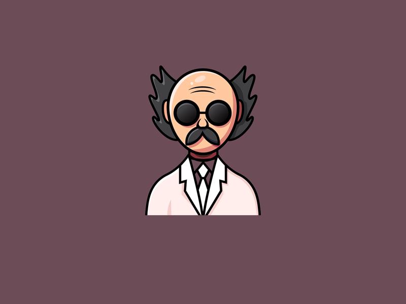 chemist illustrator