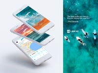 Surfing App Concept