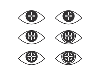 Eye-tracking Round 1 video games eyes eye-tracking