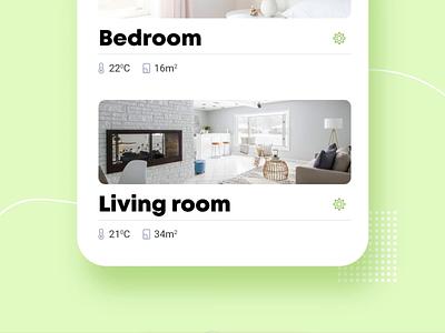 UI Microanimation interface animation protopie mobile application ux ui design smart smart home ui microanimation app