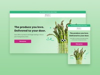 Imperfect Produce Landing Page Hero