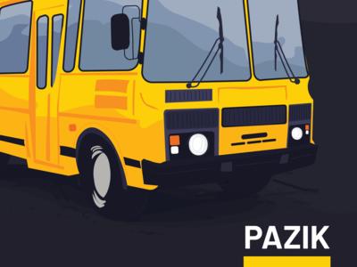 PAZ-32053 / ПАЗ-32053