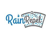 Rain Repel Logo concept