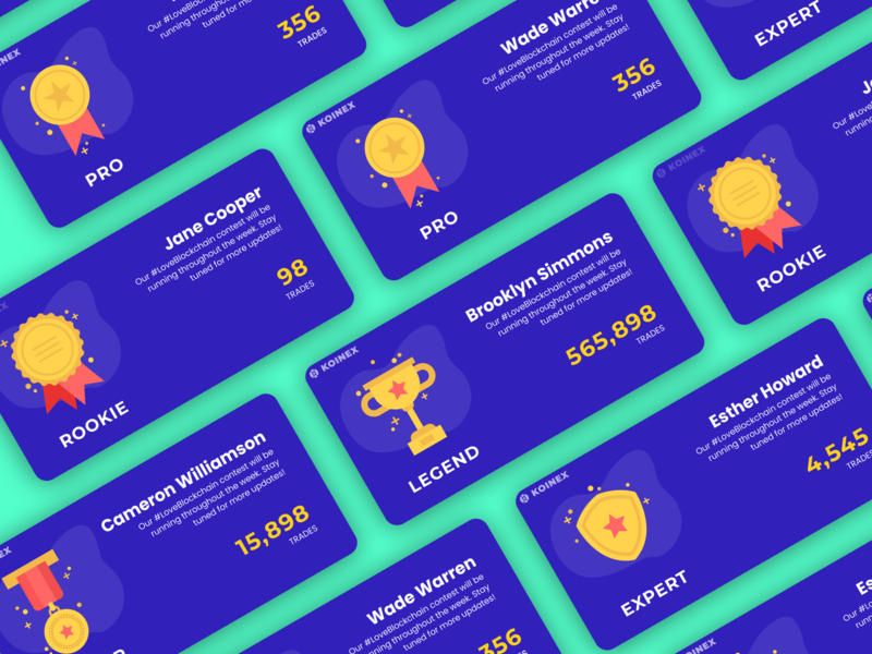 Postcards for Top Traders card crypto branding vector illustration social media design competition contest emailers mail postcard robinhood coinbase cryptocurrency traders