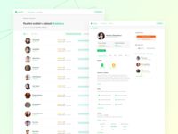 Muvity 2.0 / Agent search + detail