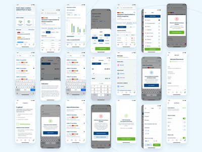 Pharm-In Apps / Overview ios mobile design mobile ui mobile app pharma medical app medical pharmacy pharmaceutical pharmacist app ui ux