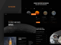 SPACED / Homepage / #SPACEDchallenge