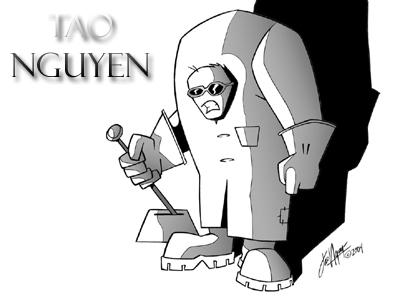 Tao Nguyen's Igor Artwork