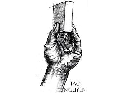 Tao Nguyen's Hand Drawing 1