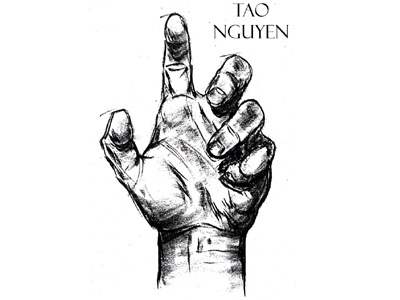 Tao Nguyen's Hand Drawing 2
