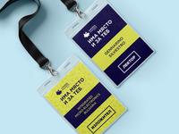 KBG Event Badge