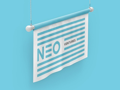Neo Ventures Flag and Logo