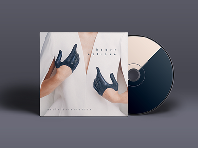 Maria Karakusheva - HeartEclipse / Album cover