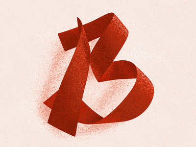 B typography 36daysoftype alphabet letter type lettering 36 days of type 08 b letter b 36 days b 36 days of type