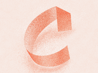 C type lettering typography c alphabet letter c 36 days of type 08 36 days of type c 36 days c 36 days of type